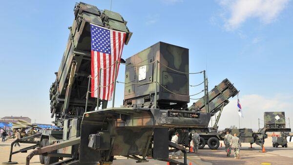 Il sistema antimissile statunitense Patriot - Sputnik Italia