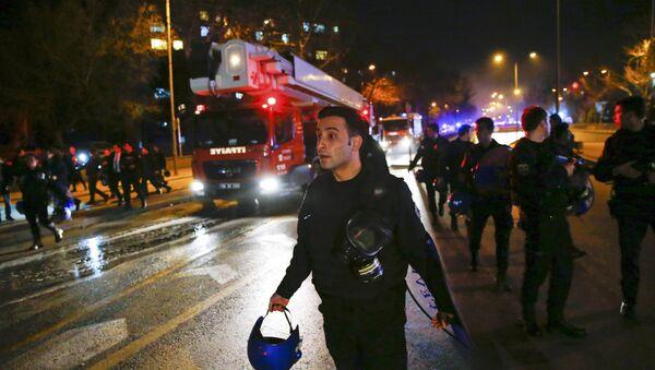 Attentato terroristico ad Ankara - Sputnik Italia