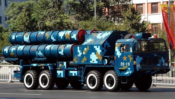 Il sistema missilistico cinese HongQi 9 [HQ-9] - Sputnik Italia
