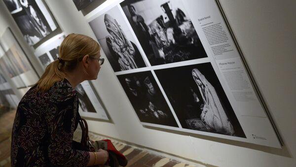 Una mostra di World Press Photo - Sputnik Italia