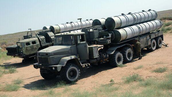 Sistemi missilistici terra-aria S-300 - Sputnik Italia