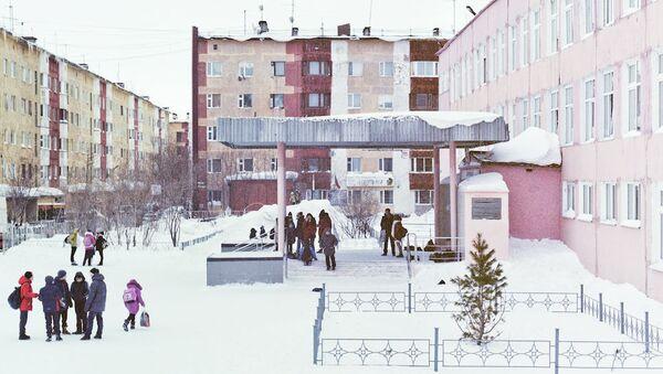 La capitale del gas russa - Sputnik Italia