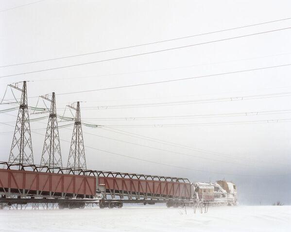 La capitale del gas russa, Noviy Urengoy - Sputnik Italia