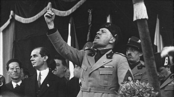 Benito Mussolini - Sputnik Italia