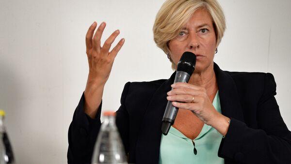 Roberta Pinotti, il ministro della Difesa dell'Italia - Sputnik Italia