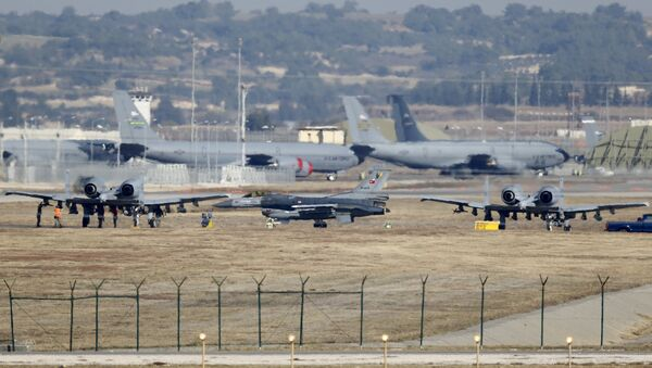 Turchia, base aerea di Incirlik - Sputnik Italia