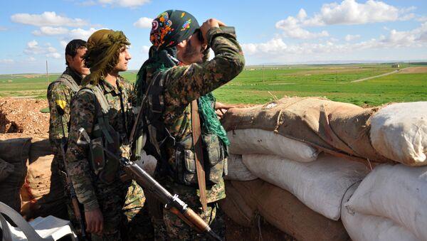 Militari kurdi (YPG) - Sputnik Italia