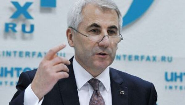 Ambasciatore UE in Russia Vygaudas Usackas - Sputnik Italia