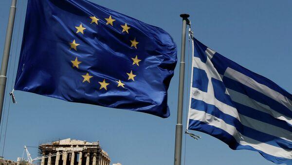 Griechenland und EU - Sputnik Italia