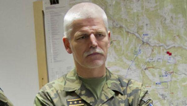 Генерал армии Вооруженных сил Чешской Республики генерал Петр Павел - Sputnik Italia