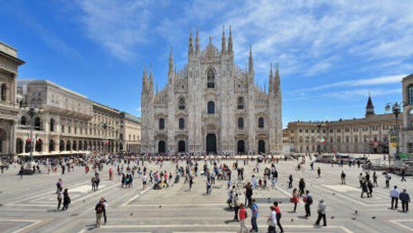 Milano - Sputnik Italia