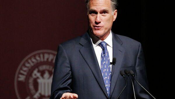Mitt Romney - Sputnik Italia