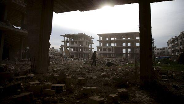 Rovine della guerra in Siria - Sputnik Italia