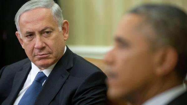Benjamin Netanyahu e Barack Obama - Sputnik Italia