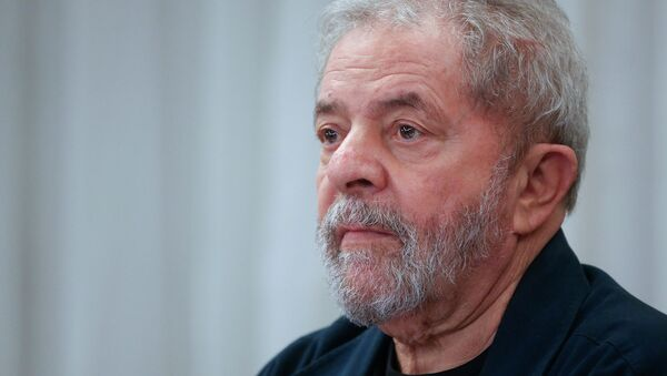 Ex presidente brasiliano Luiz Inácio Lula da Silva - Sputnik Italia