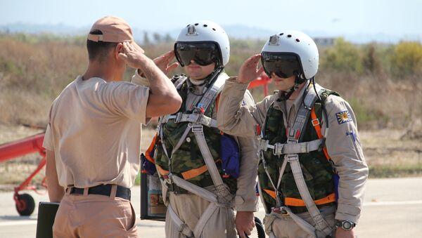 Siria, la vita quotidiana dei militari russi alla base di Khmeimim - Sputnik Italia
