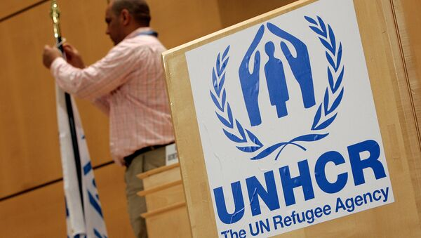 UNHCR - Sputnik Italia