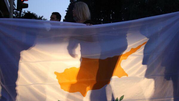 La bandiera di Cipro - Sputnik Italia