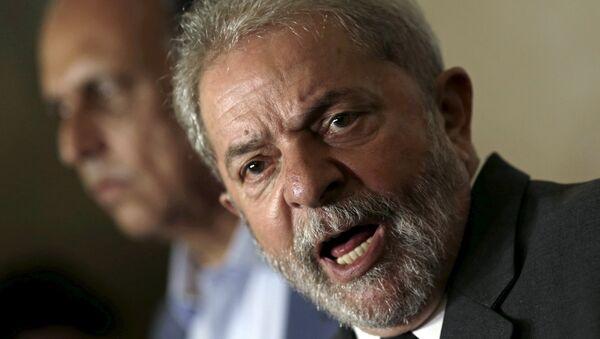 Ex presidente del Brasile Luiz Inacio Lula da Silva  - Sputnik Italia