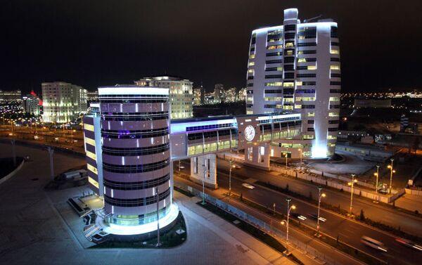 Ashgabat, business centre - Sputnik Italia