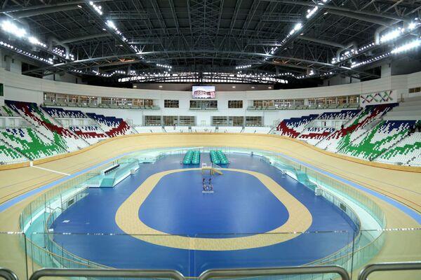 Ashgabat, parco olimpico, il Velodromo - Sputnik Italia