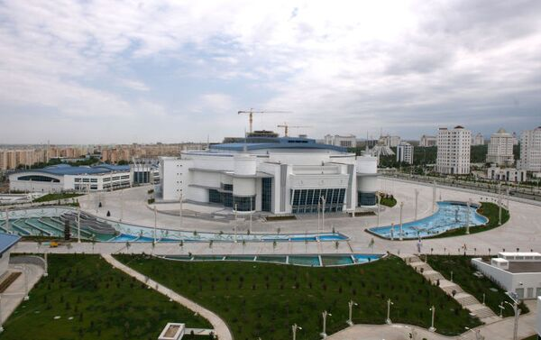 Ashgabat, Arena multisport - Sputnik Italia