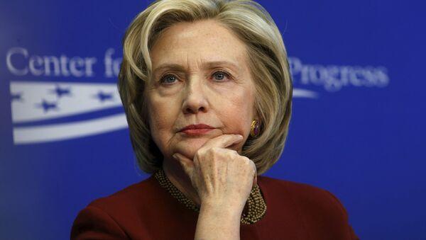 Come sarà finanziata la campagna elettorale di Hillary Clinton? - Sputnik Italia