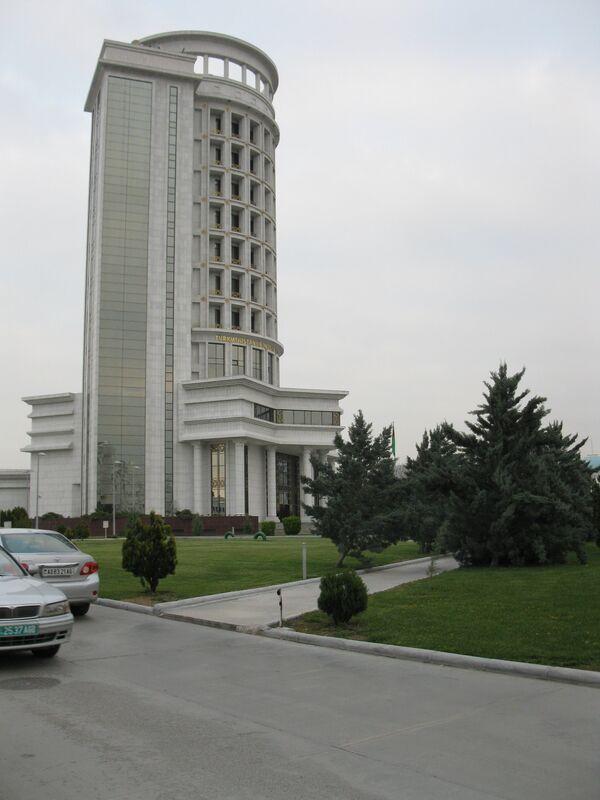 Ashgabat, il ministero dell'Energia - Sputnik Italia
