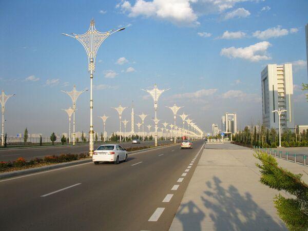 Ashgabat, il corso della Neutralità - Sputnik Italia