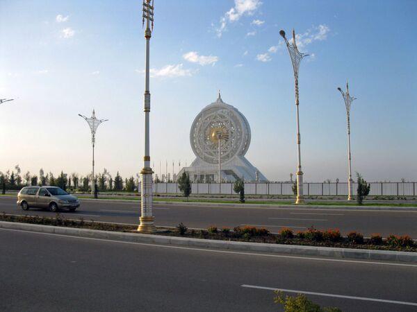Ashgabat, la ruota panoramica - Sputnik Italia