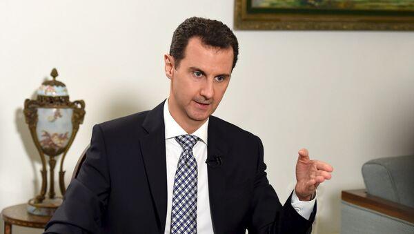 Bashar Assad - Sputnik Italia