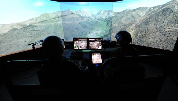 Simulatore di volo - Sputnik Italia
