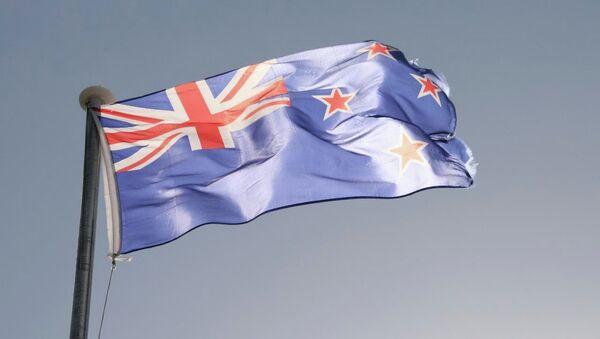 Bandiera della Nuova Zelanda - Sputnik Italia