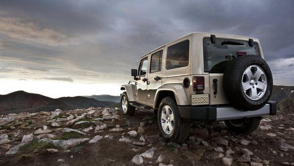 Jeep Wrangler - Sputnik Italia