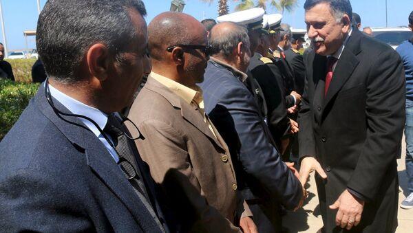 Il governo libico arriva a Tripoli - Sputnik Italia