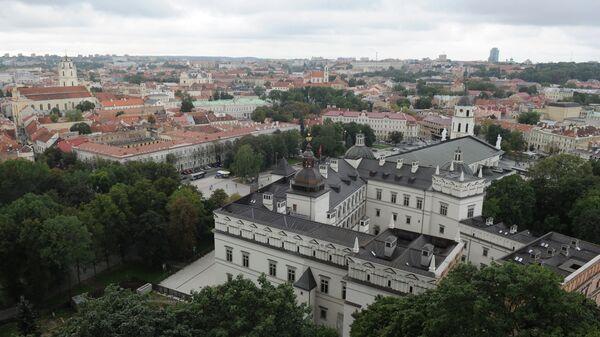 Vilnius, capitale della Lituania - Sputnik Italia