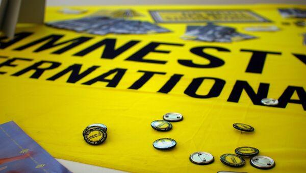 Amnesty International - Sputnik Italia