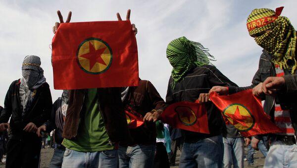Militanti del PKK - Sputnik Italia