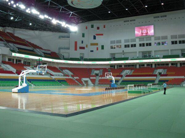 Turkmenistan, Ashgabat l'Arena multisport - Sputnik Italia
