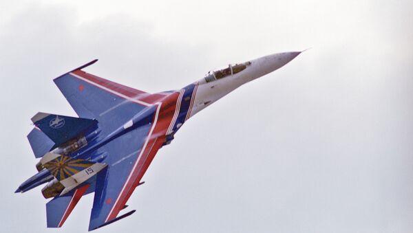 Caccia russo Su-27 - Sputnik Italia