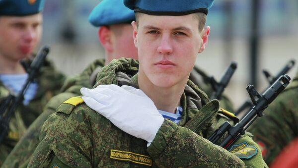 Paracadutisti dell'esercito russo - Sputnik Italia