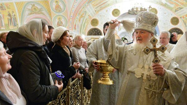 Patriarca Kirill - Sputnik Italia