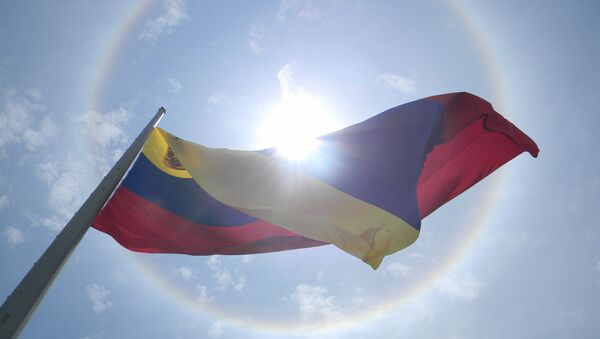 Bandiera della Venezuela - Sputnik Italia