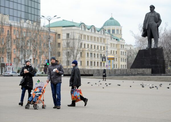 La primavera di Donetsk - Sputnik Italia