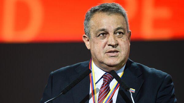 Eulogio del Pino, ministro de Petróleo y Minería de Venezuela - Sputnik Italia