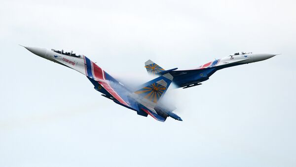 Squadra acrobatica Russian Knights - Sputnik Italia
