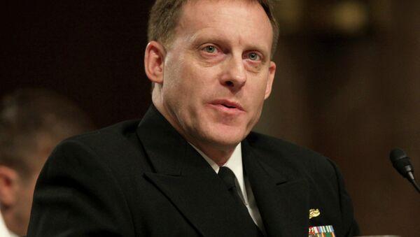 Navy Vice Adm. Michael Rogers - Sputnik Italia