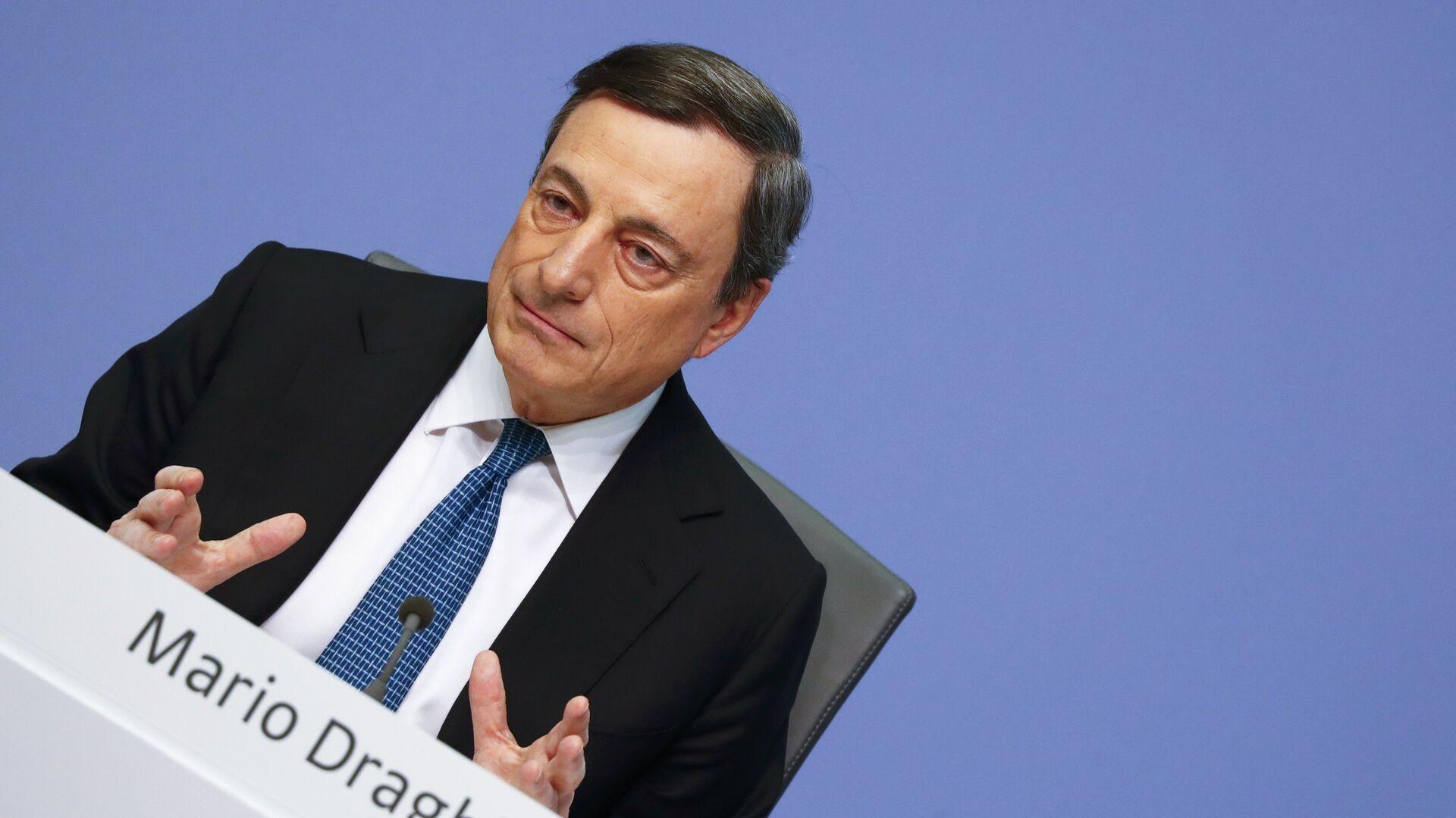 Mario Draghi - Sputnik Italia, 1920, 05.02.2021