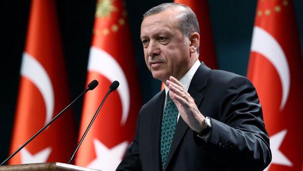 Presidente Erdogan - Sputnik Italia