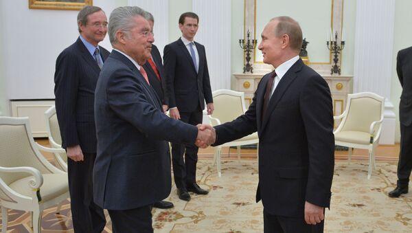 Putin e Fisher - Sputnik Italia